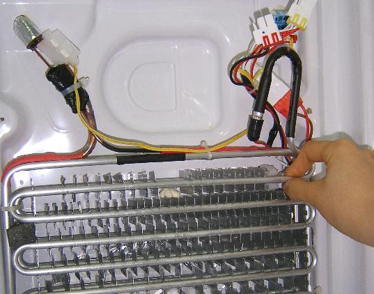 Ремонт холодильника хайер своими руками
